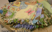 small fleece blankets