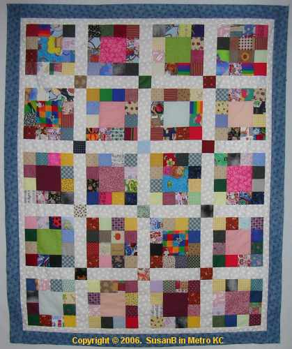 Leave a Reply Cancel reply Easy Scrap Quilt Patterns