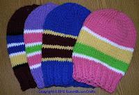 Hats - Bonnie