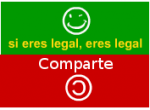 Si eres legal, comparte.