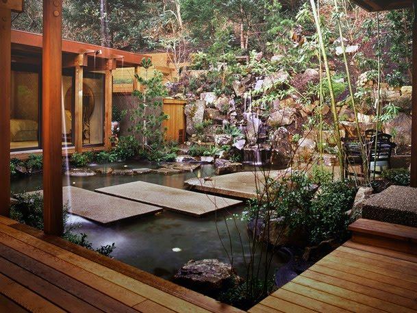 InterioriZame, si puedes...: Jardines De Ensueño (O Ideas Para ...