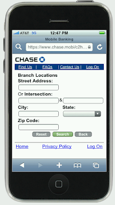 Mobile banking chase mobile banking from mshift