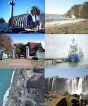 Lugares de la Octava Región