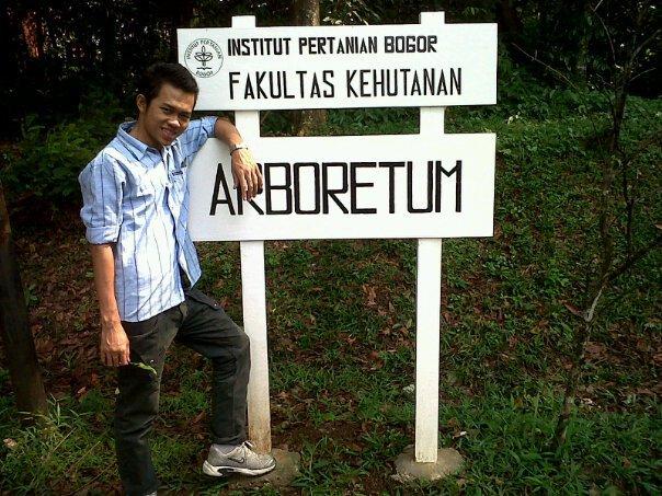 ANDI GUNAWAN  FORESTER IPB