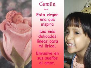 Camila  = virgen que inspira