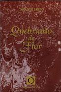 Poemario: QUEBRANTO DE FLOR