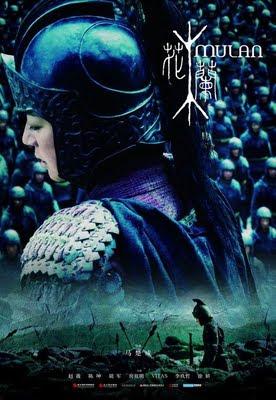Filme Poster Mulan 2009 DVDRip XviD AC3-ViSiON + Legendas