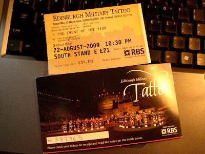 60th Edinburgh Military Tattoo | Watch: 2009 Highlights | Watch: 2008