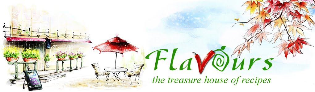 The treasure house of recipes - Flavours