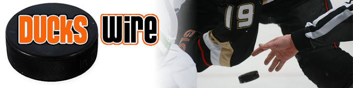 Anaheim Ducks News - Ducks Wire - An Anaheim Ducks News Blog, with Video Links and Photos