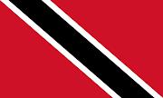 . situado al norte de América del Sur, que colinda con el océano Atlántico . (trinidad tobago bandera de trinidad tobago )