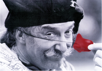 Hunter Patch Adams