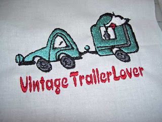 My embroidered travel trailer pillow design.