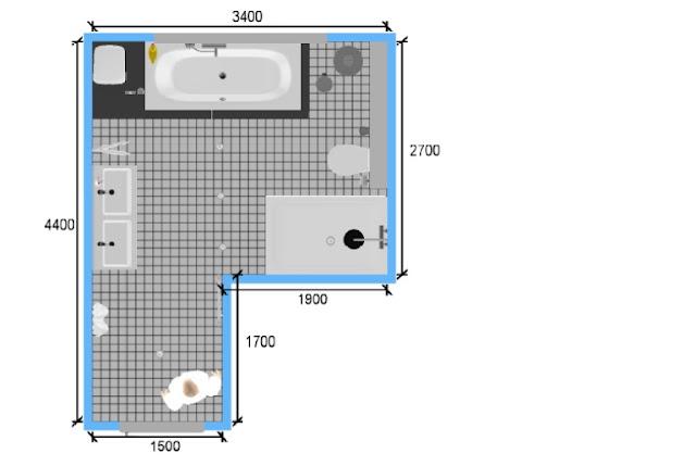 Ons bouwavontuur badkamer kiezen leuke uitstap for Planner badkamer