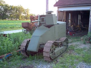 Homemade Airsoft Tank
