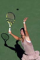 Caroline Wozniacki at US Open 2009