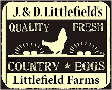 We sell fresh country eggs.