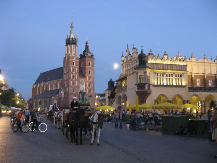 Can You Hire A Car In Poland At