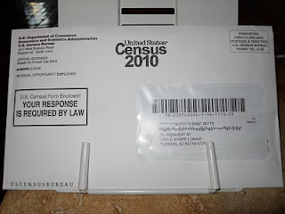 2010 Census Mailing Envelope