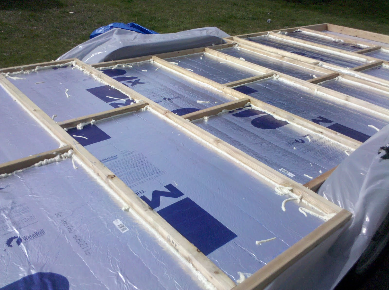 Live or learn for Floor joist insulation
