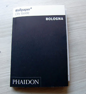 Bologna guide book (onemorehandbag)