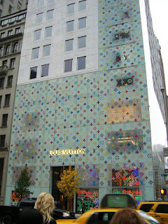 LV flagship store 5th Avenue (onemorehandbag)