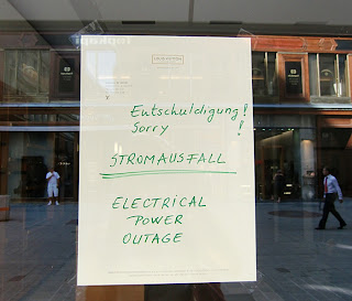 Vienna power outage (onemorehandbag)