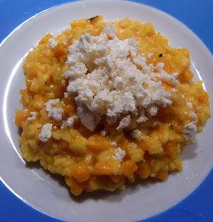 pumpkin risotto (onemorehandbag)