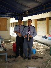 Lepak dengan Faizal King Scout