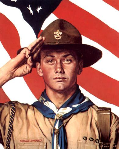 The Boy Scout Blog