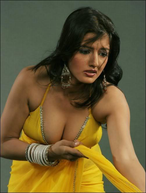 Indian actress hot cleavage photos