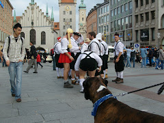 Munich and Oktoberfest