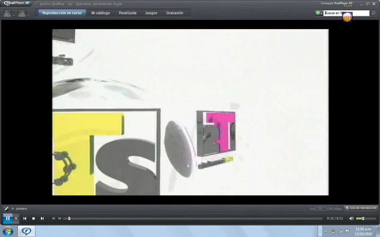 llegar reproductor windows media:
