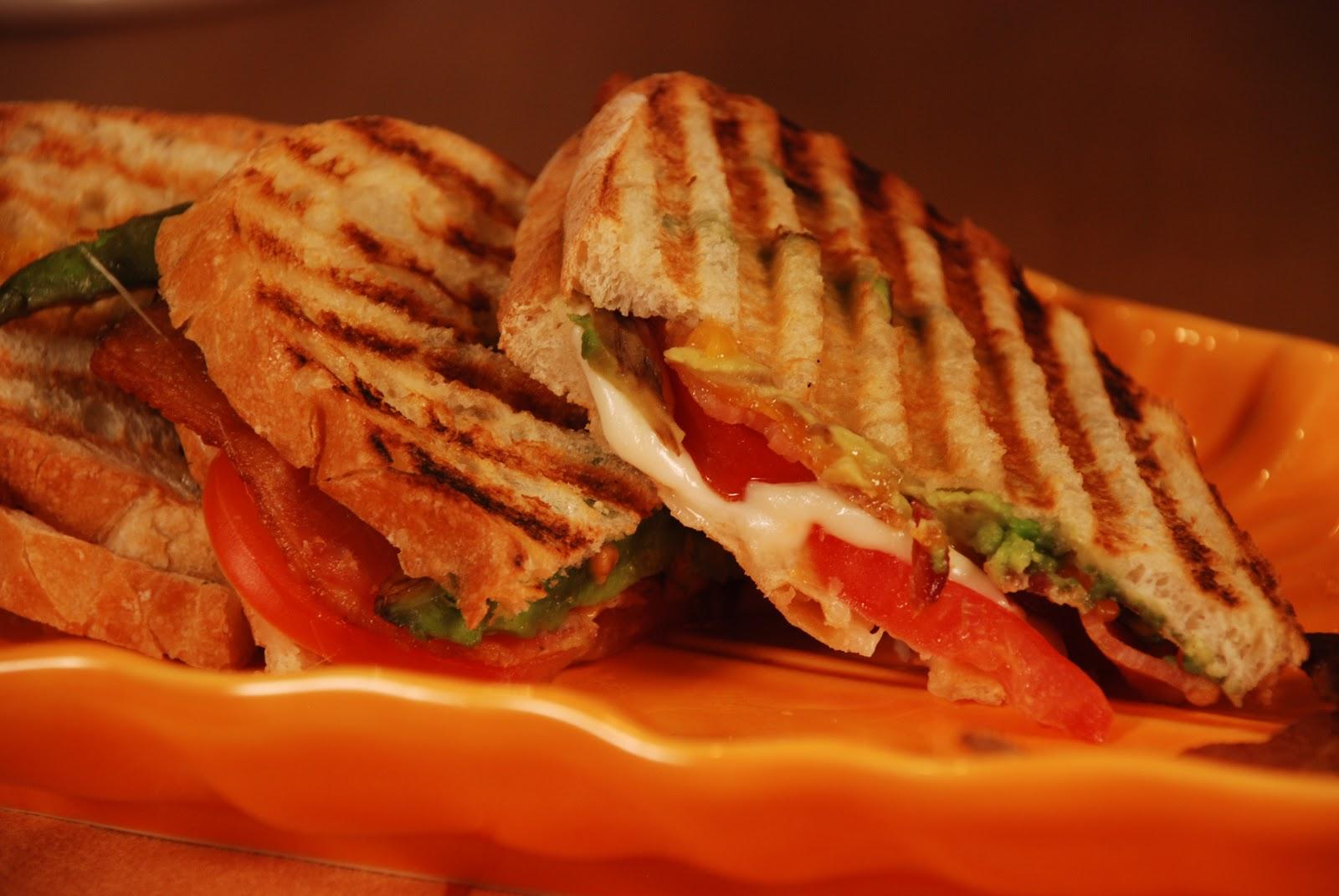 Panini-Grill Your Bacon Recipes — Dishmaps