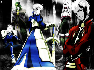 Fate Stay Night on Fate Stay Night Wallpapers   Amine And Manga