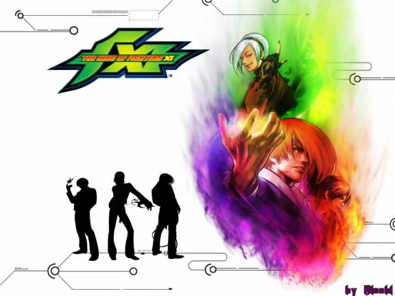 kof wallpaper. The King of Fighters (ザ·