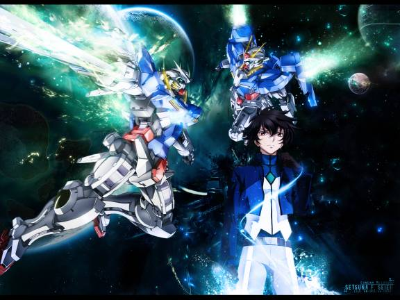 Gundam 00 wallpapers search results from Google