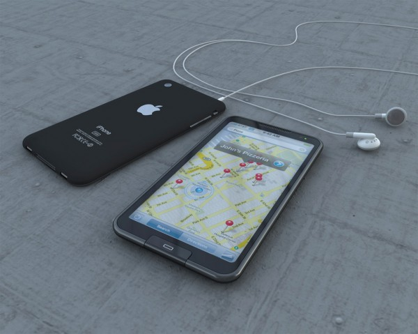 leaked iphone 5 pics. Apple iPhone 5 features and