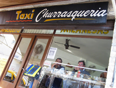 Last Taxi in Buenos Aires