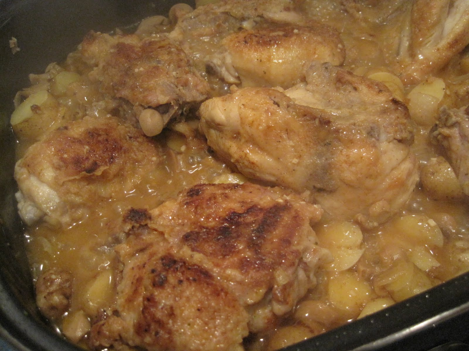 how to make chicken in a skillet