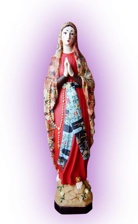 Artist: Soasig Chamaillard, Sainte Geisha