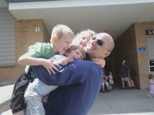 Steve and grandkids