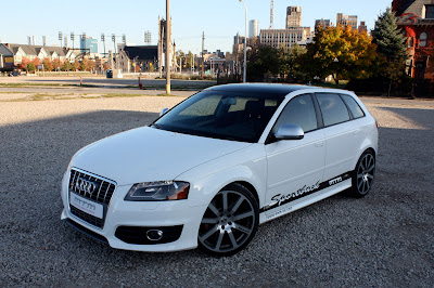 audi a3 sportback 2009 mtm audi a3 sportback. Black Bedroom Furniture Sets. Home Design Ideas