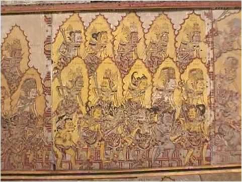 Seni Rupa Murni Dua Dimensi Yang Berkembang Di Daerah Bali Khususnya