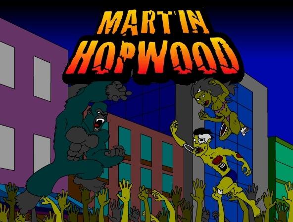 MARTIN HOPWOOD