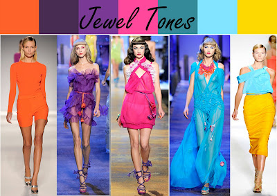 Summer 2011 Colour Trends