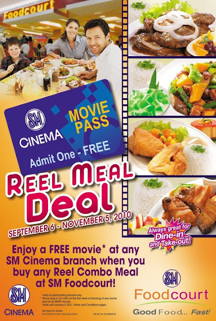 free movie at sm cinema