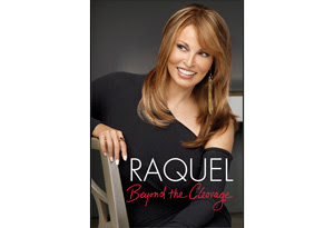 raquel welch's book raquel: beyond the cleavage