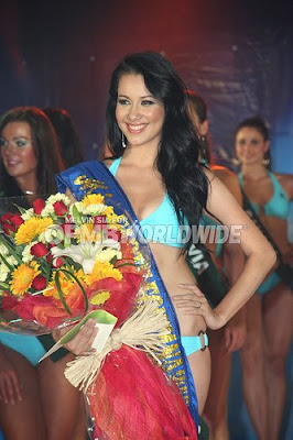 Swimsuit Competition - Miss Philippines Karla Paula Henry