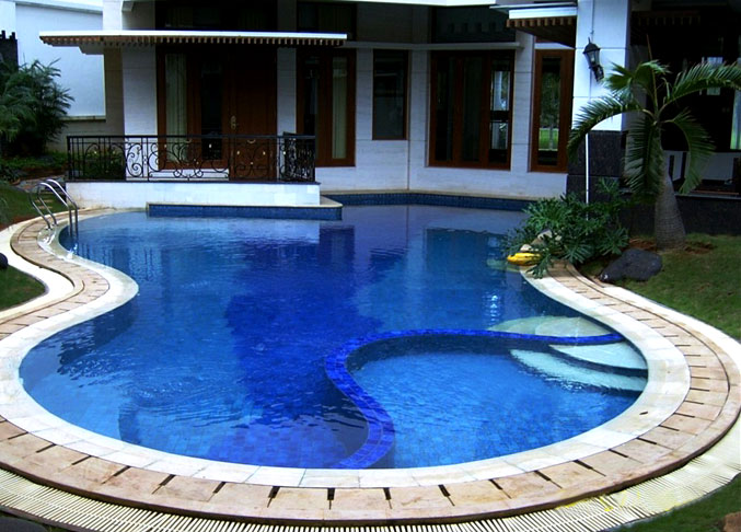 Batam swimming pool construction services for Swimming pool construction services